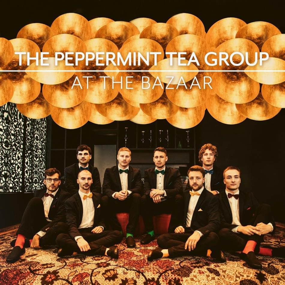 The Peppermint Tea Group – At the Bazaar